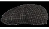 Восьмиклинка/13 Jacket-5502 серо-коричневая