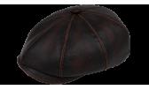 Восьмиклинка/13 Винтаж чёрно-коричневая