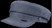 Картуз/22 DNM-75 серо-голубой
