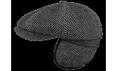 Восьмиклинка/13 3059-11 чёрно-белая