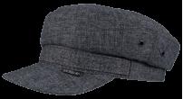 Картуз/22 Legend Grey тёмно-серый