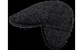 Реглан/31 8118 серо-чёрный