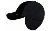 Бейсболка/19К 8166-VEL чёрная