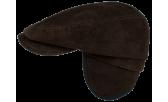Реглан/24 Велюр коричневый