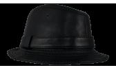 Шляпа/32 Наппа чёрная