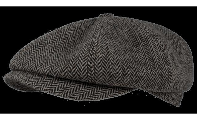 Восьмиклинка/13 2497-9 бежево-коричневая
