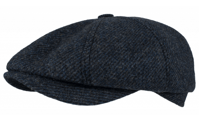 Восьмиклинка/13 Portofino серо-синяя
