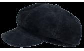 Хулиганка/11 Велюр синяя