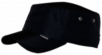 Конфедератка/21К Плащевая ткань чёрная